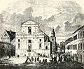 Vilnia, Vastrabramskaja, Karmelicki. Вільня, Вастрабрамская, Кармэліцкі (1901).jpg