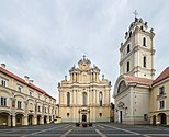 Vilnius University Great Courtyard 2, Vilnius, Lithuania - Diliff.jpg
