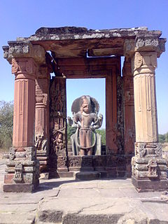 Eran An ancient town and archaeological site in the Sagar district of Madhya Pradesh