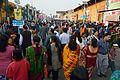Visitors - 38th International Kolkata Book Fair - Milan Mela Complex - Kolkata 2014-02-04 8346.JPG