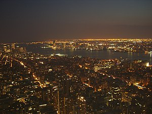 Vista Panoramica Empire State-Nueva York6532