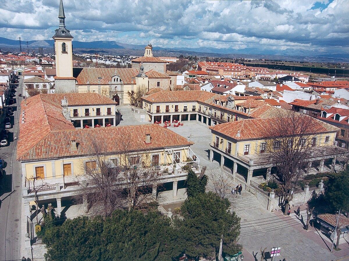 Brunete wikipedia la enciclopedia libre for Rea comunidad de madrid