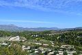 Vistes des del mirador de la Vall de Travadell, Benillup.JPG
