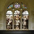 Vitrail côté Nord de l'église Saint-Jacques-du-Haut-Pas.JPG