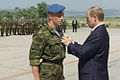 Vladimir Putin in Serbia 16-17 June 2001-8.jpg