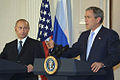 Vladimir Putin in the United States 13-16 November 2001-12.jpg