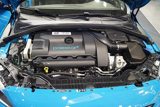 Volvo SI6 engine - WikiMili, The Free Encyclopedia