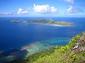 Taravai - Image: Vue.Taravai