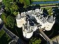 Vue aérienne du château du Lude -1.jpg