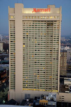 New Orleans Marriott - New Orleans Marriott