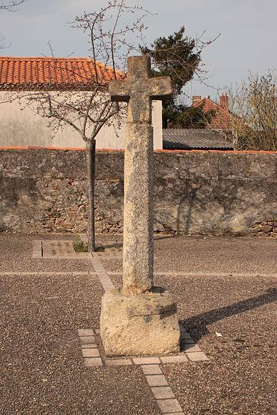 Vieille croix, Fr-49-Saint-Léger-sous-Cholet