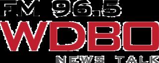 WDBO-FM news/talk radio station in Orlando, Florida, United States