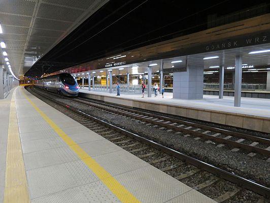 Gdańsk Wrzeszcz railway station