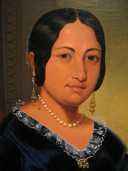 File:WLA haa John Mix Stanley Portrait of Princess Manaiula Tehuiarii.jpg