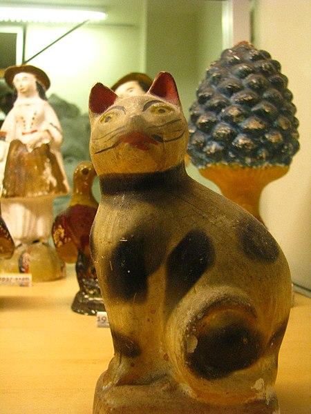 File:WLA nyhistorical Chalkware cat.jpg