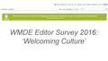 WMDE editor survey 2016 - presentation at WMF.pdf