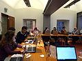 WMUK Royal Society Diversity editathon 2014-03-25 18.jpg
