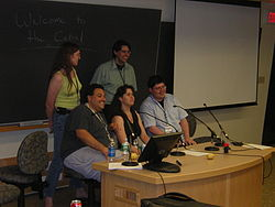 From previous Wikimanias!