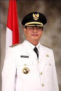 2017 Banten gubernatorial election