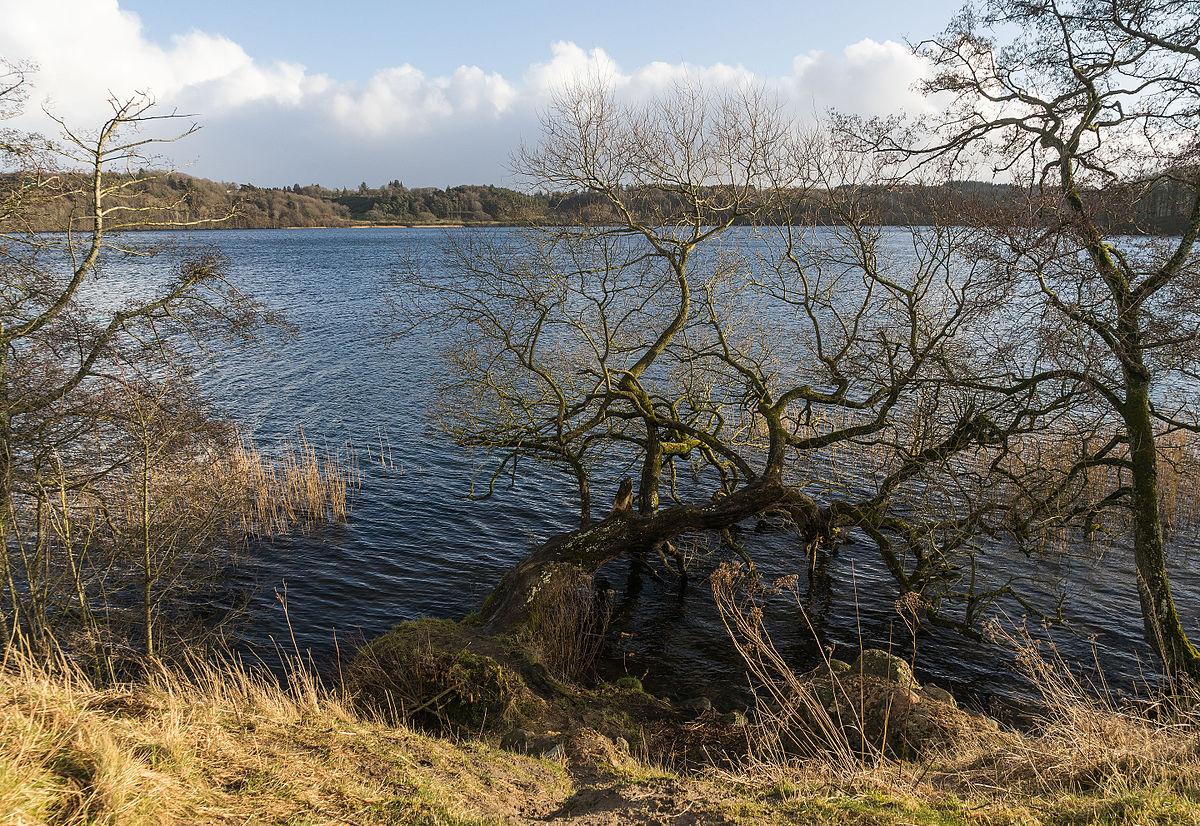 hvor mange søer er der i danmark