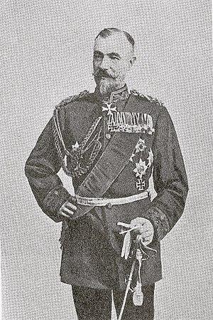 Walther Bronsart von Schellendorff - Walther Bronsart von Schellendorf