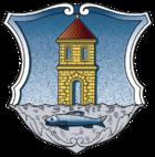 Das Wappen von Lunzenau
