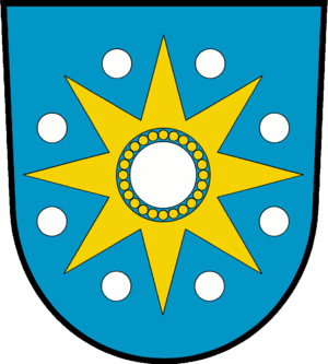 Perleberg - Image: Wappen Perleberg