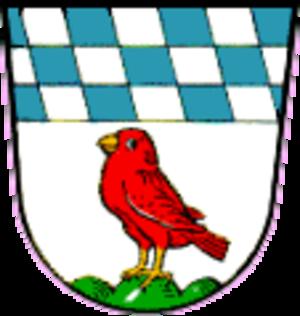 Pfeffenhausen - Image: Wappen Pfeffenhausen