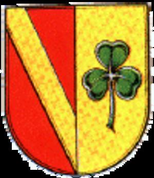Elbingerode, Lower Saxony - Image: Wappen von Elbingerode bei Herzberg