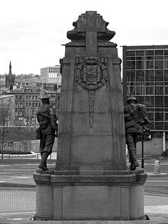Bradford War Memorial war memorial in Bradford, West Yorkshire, England