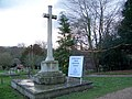 War Memorial, West Meon - geograph.org.uk - 1622131.jpg