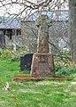 War grave, Kirknewton - geograph.org.uk - 411353.jpg