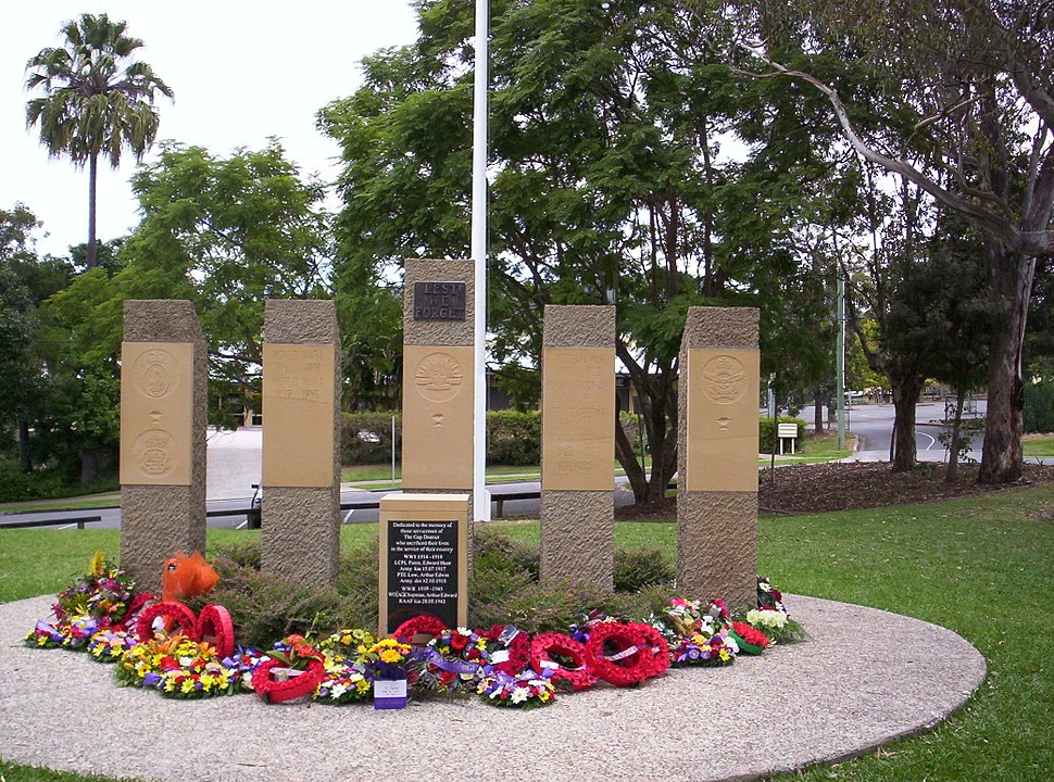 What date is memorial day in Brisbane