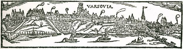 Warsaw after 1573