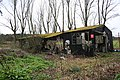 """Wartime RAF """"shed"""" by Whiterow Farm. - geograph.org.uk - 369833.jpg"""