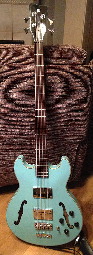 Warwick (company) - Warwick Star Bass model