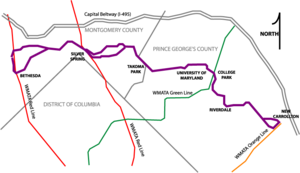 Washington Metro Wikipedia