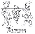Wasserzeichen Waßmannsmühle 1820.jpg