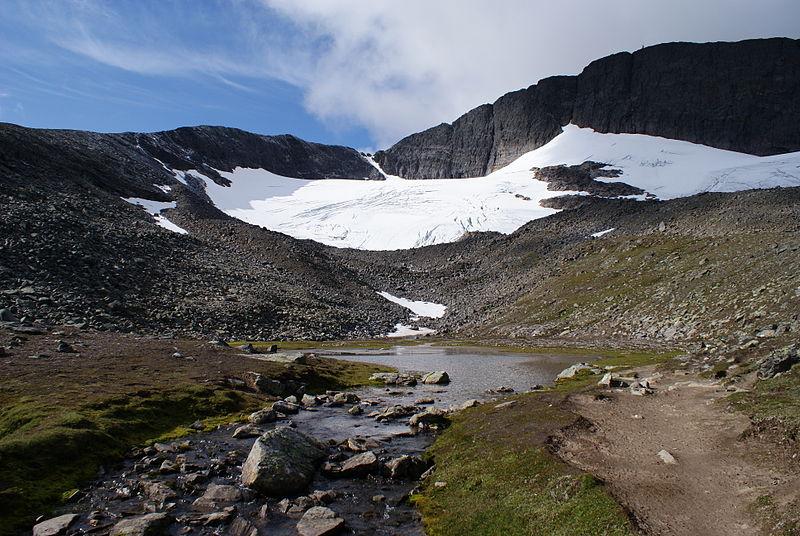Helags-Gletscher