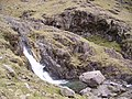 Waterfall, Oxendale Beck - geograph.org.uk - 365134.jpg