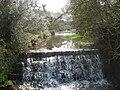 Waterfall in The Street Chilcompton - geograph.org.uk - 1209606.jpg