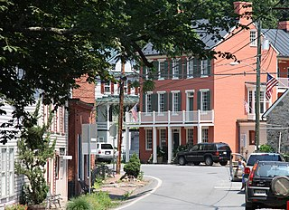 Waterford, Virginia Unincorporated village in Virginia