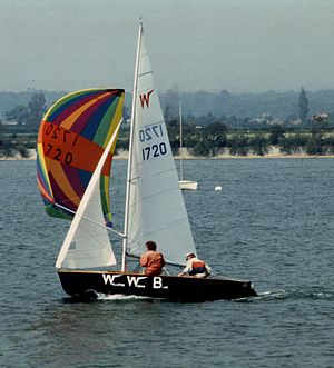 Wayfarer (dinghy) - Walloping Window Blind