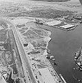 Wegenaanleg, havens, scheepvaart, Bestanddeelnr 251-3101.jpg