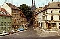Weimar Vorwerksgasse, DDR Aug 1989 (4457609771).jpg
