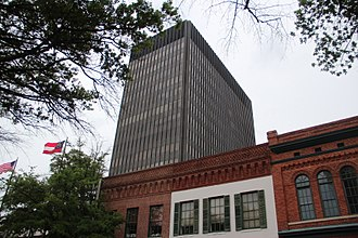 Wells Fargo Building (Augusta), May 2017 2.jpg