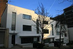 Thomas S. Tait - Tait-designed houses in St John's Wood, London