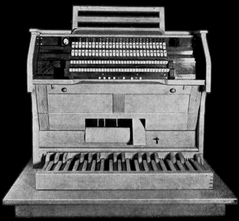 Welte-Lichtton-Orgel