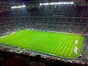 Wembley enggermatch