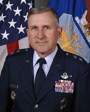 Wendell L. Griffin - Major General Wendell Lee Griffin Chief of Safety of the United States Air Force